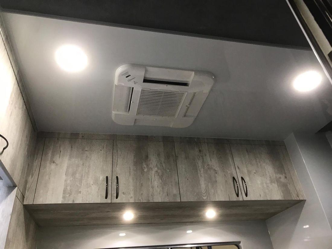 Air Con / Down Lights